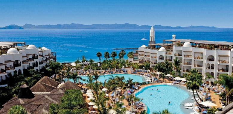 Princesa Yaiza Suite Hotel & Resort, overview