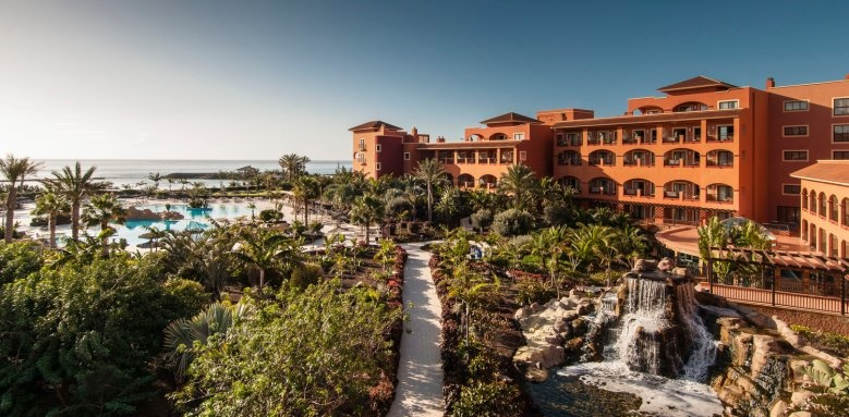 Sheraton Fuerteventura Beach, Golf & Spa Resort, garden and exterior view