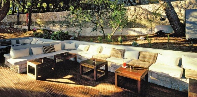 Amfora, Hvar Grand Beach Resort, Bonj lounge