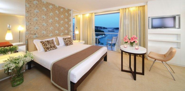 Amfora, Hvar Grand Beach Resort, junior suite with balcony