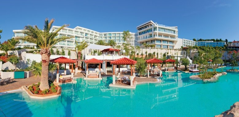 Amfora, Hvar Grand Beach Resort, exterior