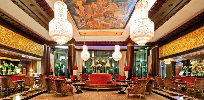 L'Hotel du Collectionneur Arc De Triomphe, Lobby