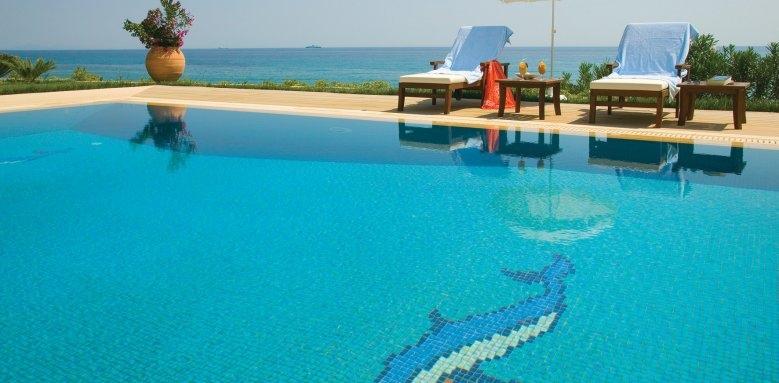 Regina Dell'Acqua Resort, pool