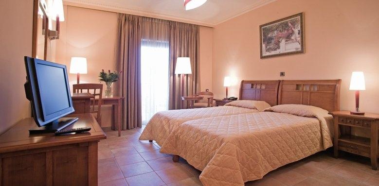 Regina Dell'Acqua Resort, twin room