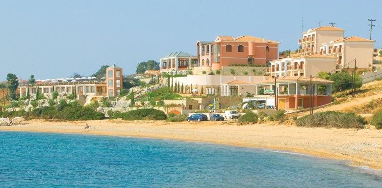 Regina Dell'Acqua Resort, view from sea