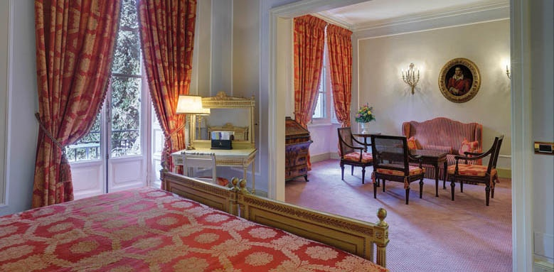 Villa d'Este, exclusive junior suite