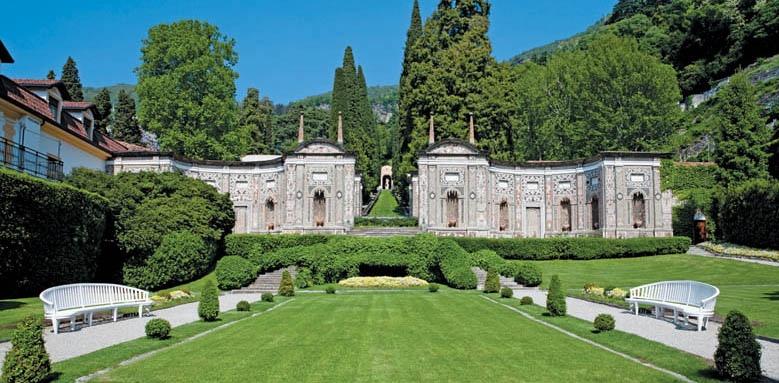 Villa d'Este, gardens
