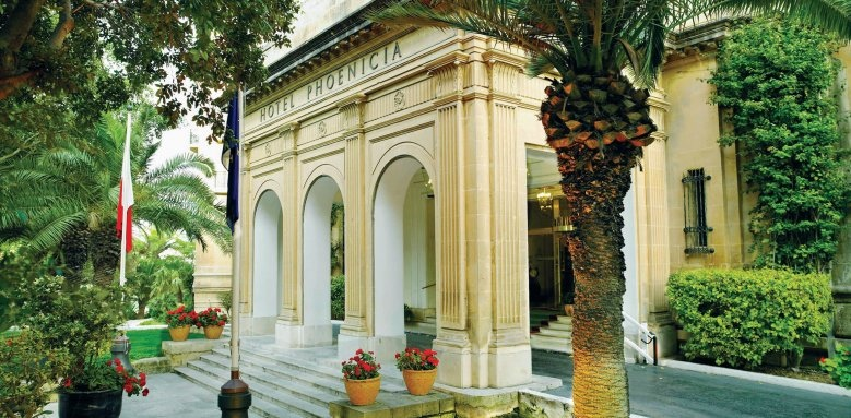 Hotel Phoenicia Malta, exterior