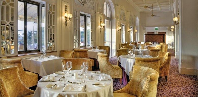 Hotel Phoenicia Malta, restaurant
