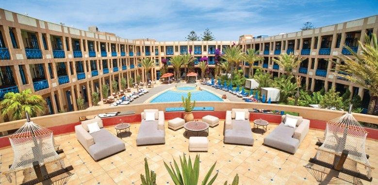 Le Medina Essaouira Hotel Thalassa Sea & Spa, exterior