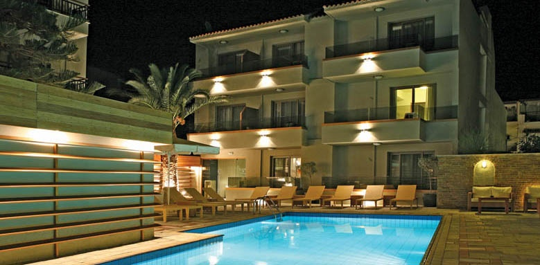 Bourtzi Boutique Hotel