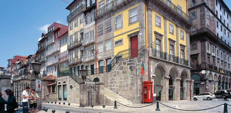 Pestana Porto Hotel and World Heritage Site