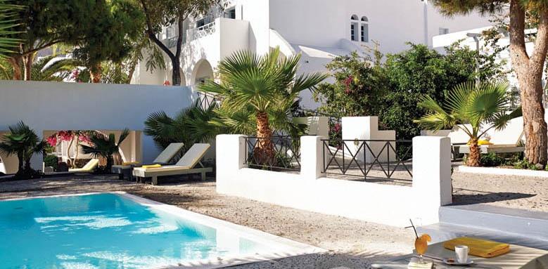 Santorini Kastelli Resort, jacuzzi