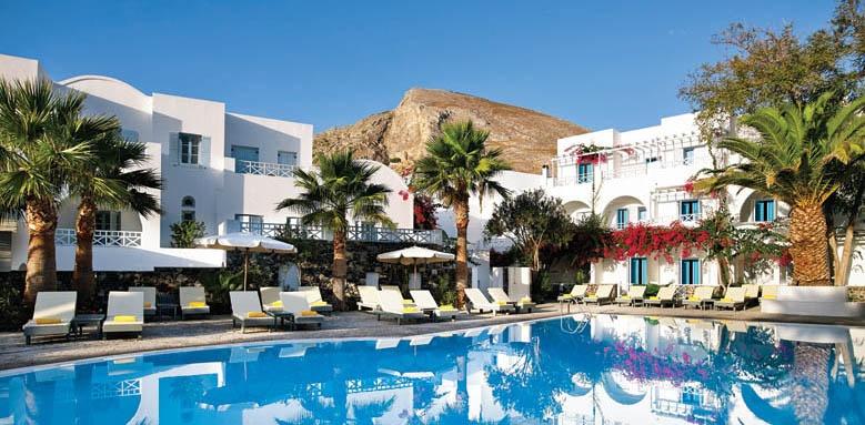 Santorini Kastelli Resort, Main Image