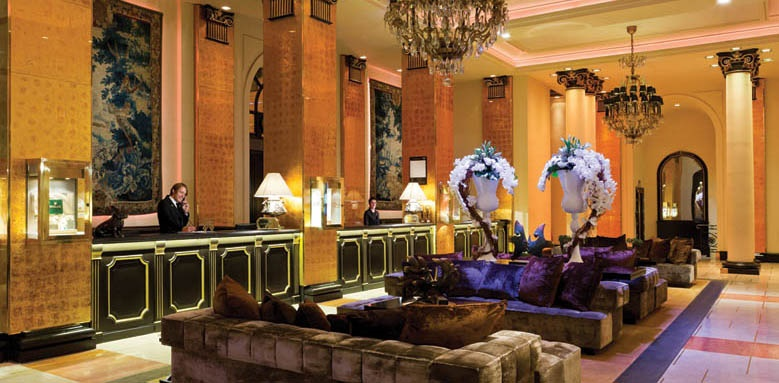 Majestic Barrire Cannes, lobby