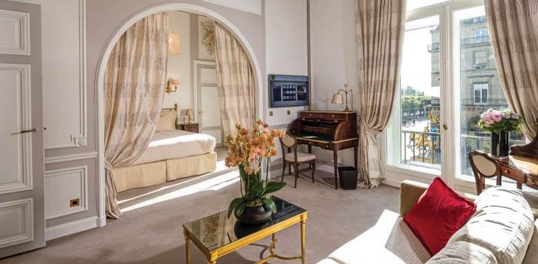 Hotel Regina, Tour Eiffel suite