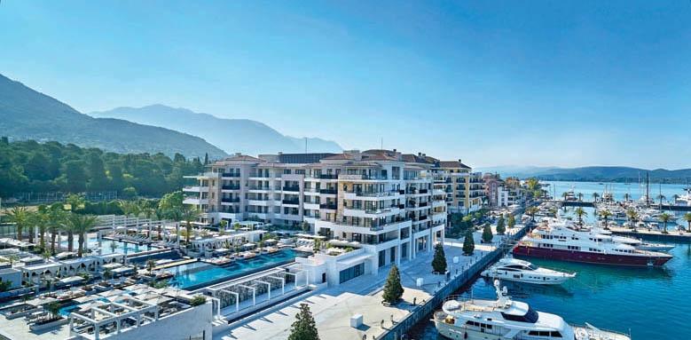 Regent Porto Montenegro, exterior