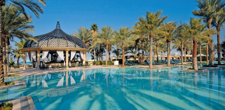 One & Only Royal Mirage - The Palace, Grand pool