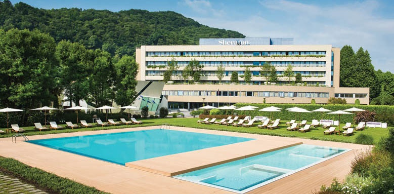 Sheraton Lake Como Hotel, Thumbnail