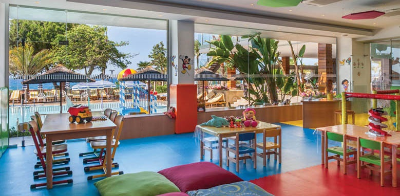 Amathus Beach Hotel Limassol, kids Club