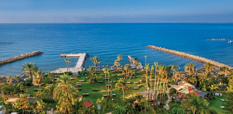 Amathus Beach Hotel Limassol, Sea View