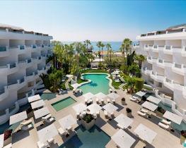 ib Marbella Coral Beach, pool