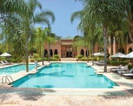 Palais Aziza, pool Maroliano