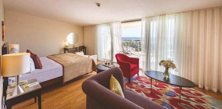 Arum Barut Collection, penthouse suite sea view