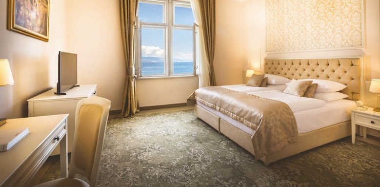Remisens Premium Grand Hotel Palace, superior with sea view