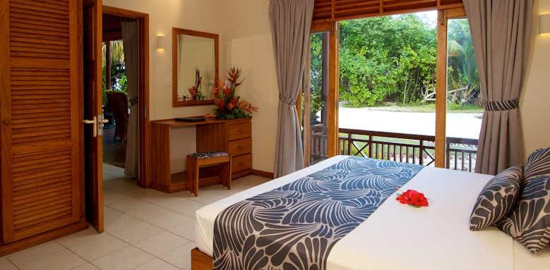 Les Villas D'Or, two bedroom villa