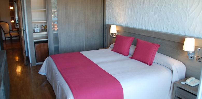 Double Castillo room, Villa Italia