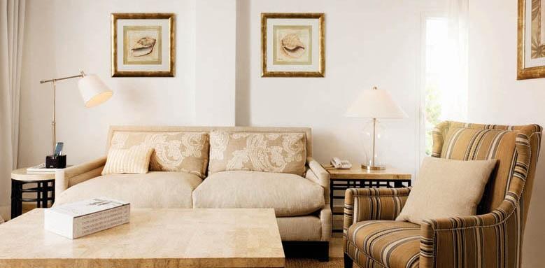 Hotel Puente Romano, deluxe garden suite