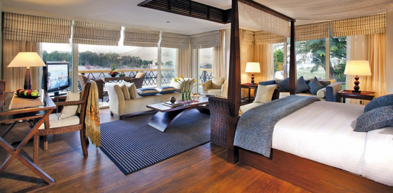 Movenpick Resort Aswan, Royal Villa