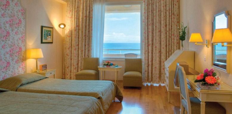 Corfu Palace, Standard Sea View Room