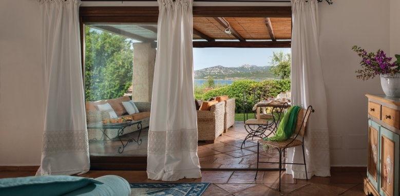 Hotel Relais Villa Del Golfo & Spa, senior suite