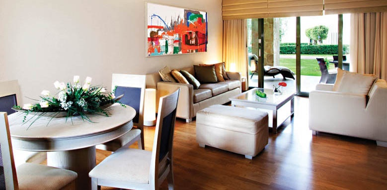 Gloria Golf Resort, Villa Living Area