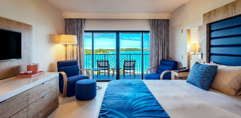 grotto bay, guest room