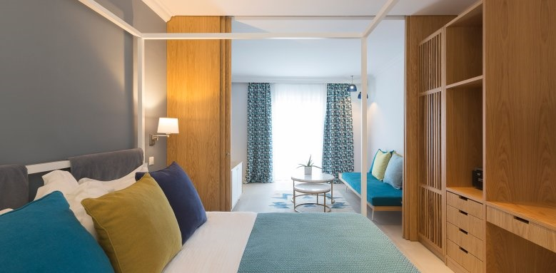 two bedroom suite, eagles palace