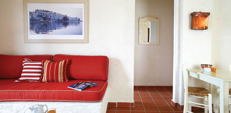 Skopelos Village, Junior Suite