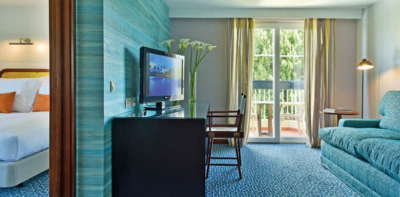 Pestana Alvor Praia, Garden View Suite