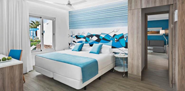 Elba Lanzarote Royal Village Resort, superior family room
