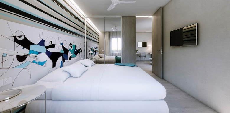 Elba Lanzarote Royal Village Resort, Suite Bedroom