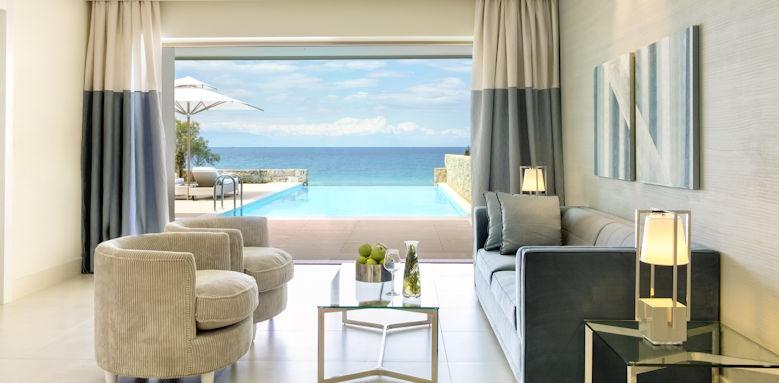 2 bedroom bungalow suite, sani club