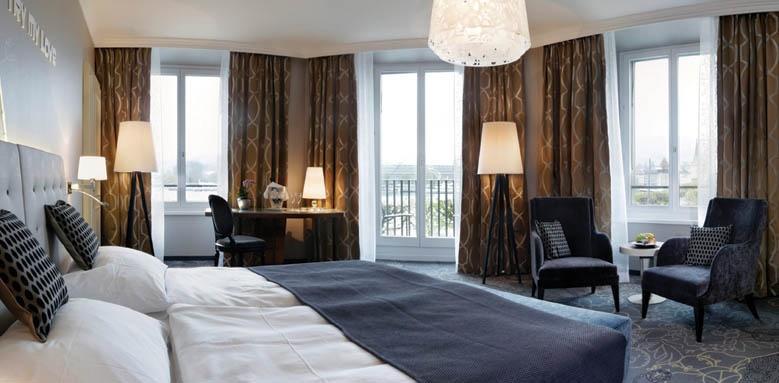 Hotel Schweizerhof, junior suite