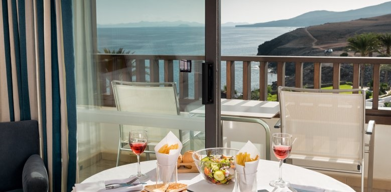 Hesperia Lanzarote, Ocean view room