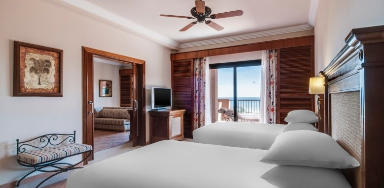 Sheraton Fuerteventura Beach, Golf & Spa Resort, executive suite