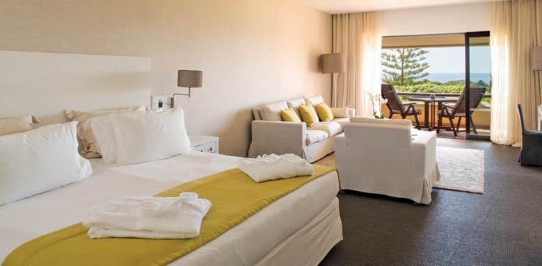 Vilalara Thalassa Resort, Junior Suite Sea View