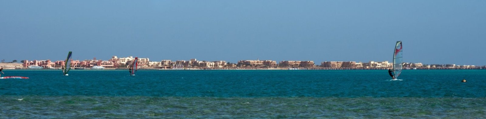 Hurghada windsurfing
