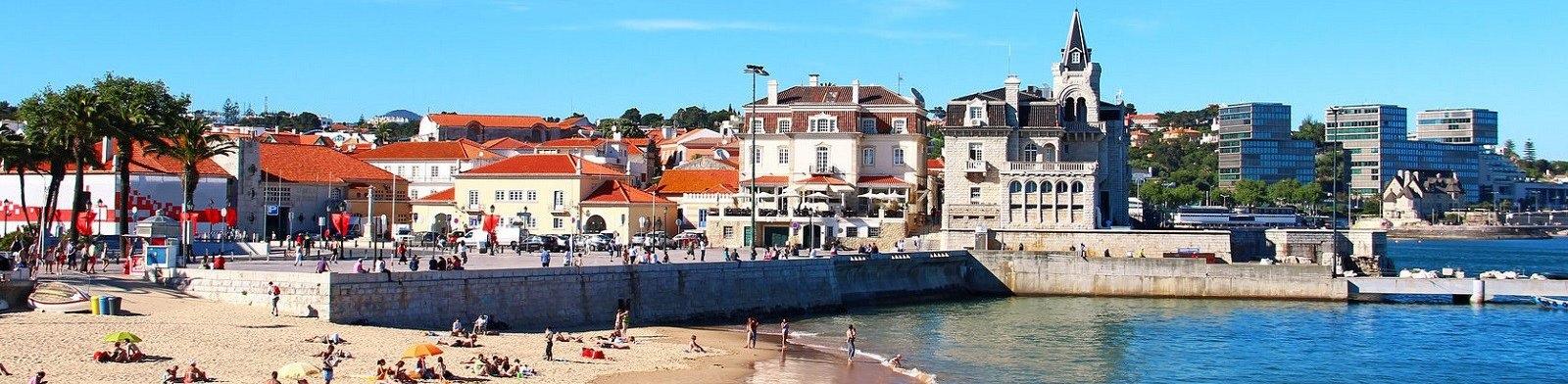 Estoril Coast, beach