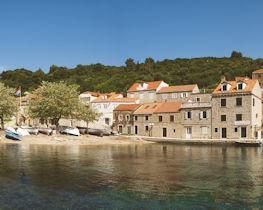 sipan holidays, croatia